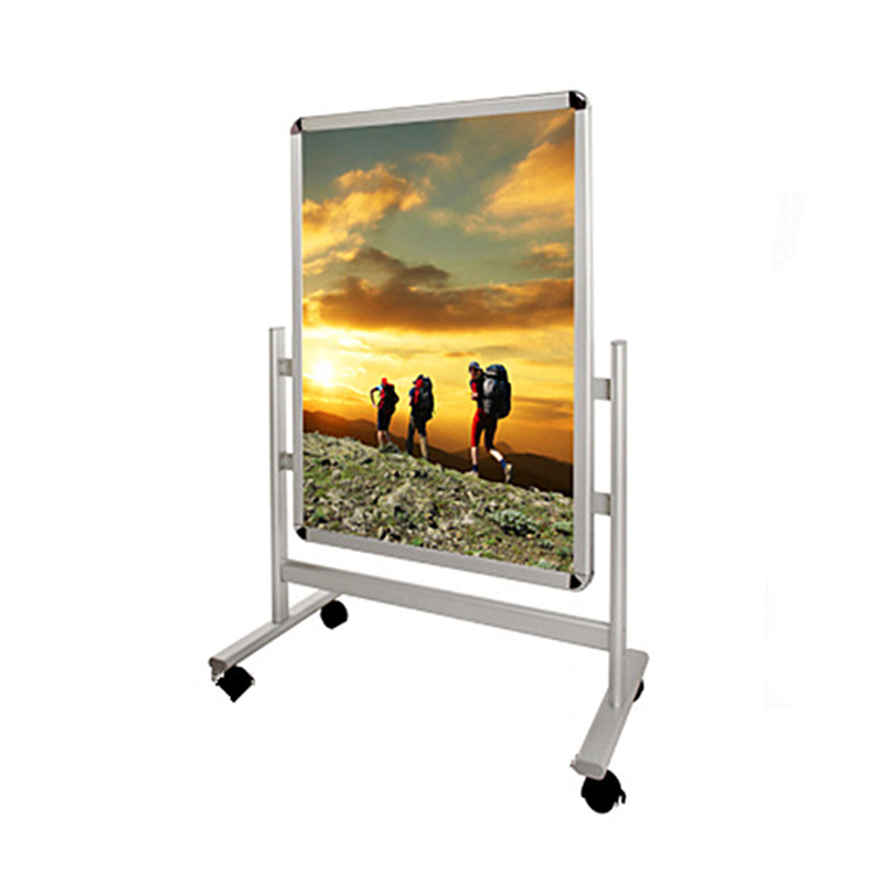 Movable Sign Board with Wheels E06P9