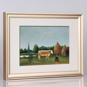 Fine Painting Frame E09A17