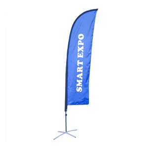Campaign Feather Flag E05C5
