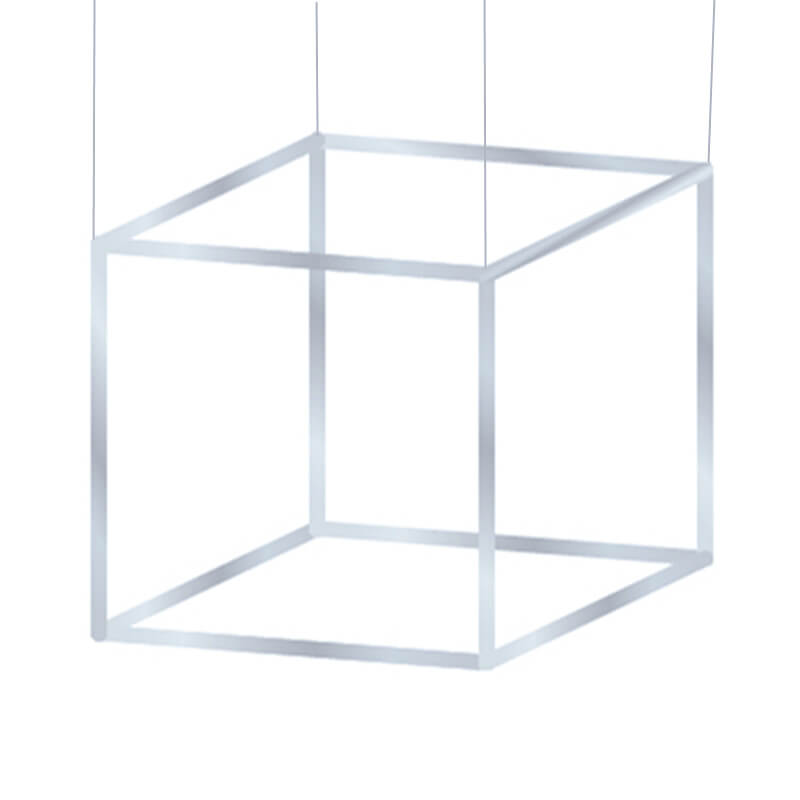 Square Cube Display E03D12