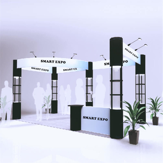 20ft*10ft Booth Display E01B11
