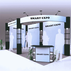 20ft*10ft Trade Booth E01B1