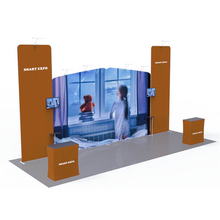Portable Trade Show Exhibits E01C2-13