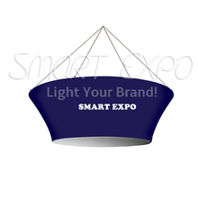 Tapered Circle Hanging Banner E03D2