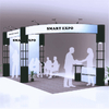 20ft*10ft Show Stand E01B2