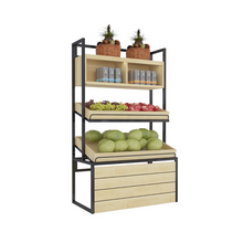 Store Fruit Rack E19-2