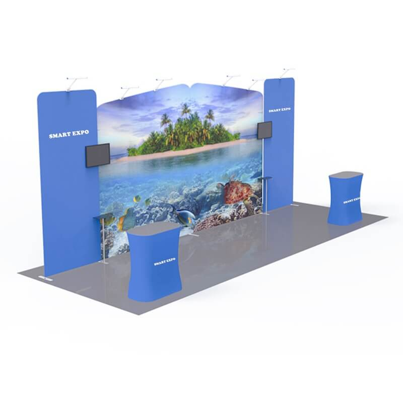 Bespoke Exhibition Stands E01C2-10