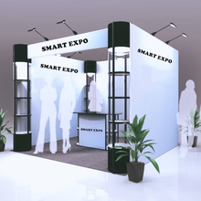 Standard 10ft*10ft Exhibition Booth Trade E01B3