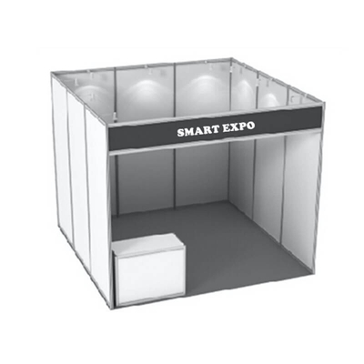 Standard Exhibition Booth E01A1
