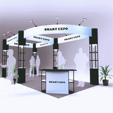 20ft*10ft Portable Booth Supplier E01B10