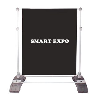 Outdoor Banner Stand E05B7