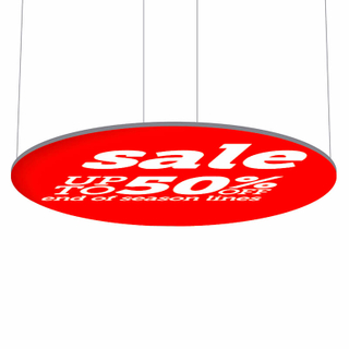 Hanging Panel Banner E03D11