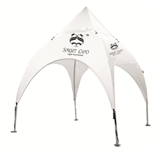 4-Sided Arch Tent E13D1